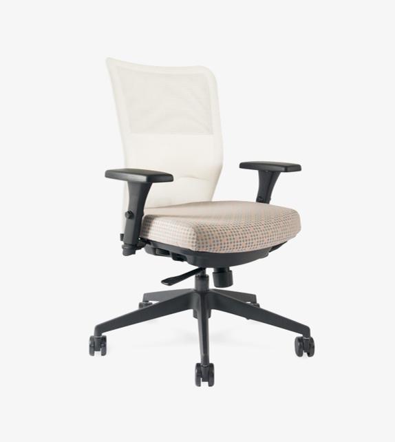 Allseating Inertia Knit Task Chair