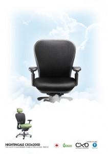 Nightingale CXO 人體工學椅